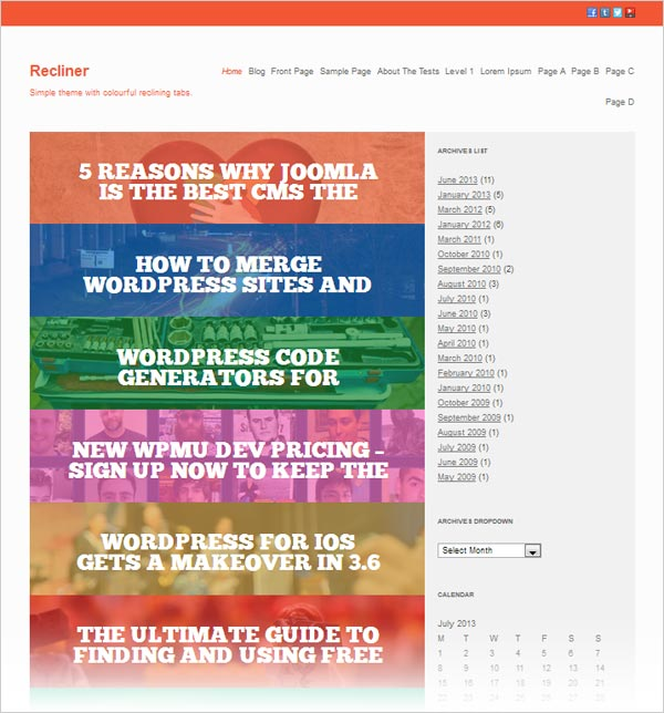 recliner-free-minimal-wordpress-theme-2013