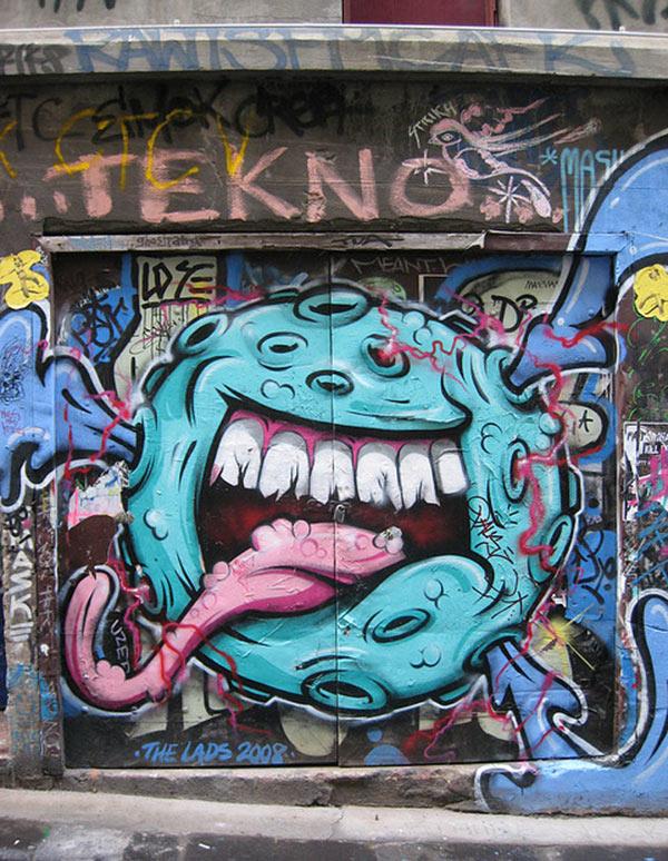 30  new amazing street art paintings of 2013