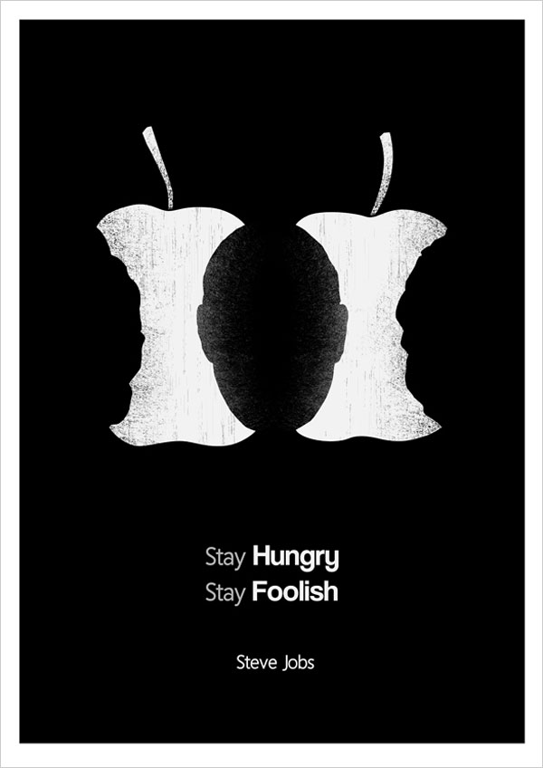 Creative-Illustration-Posters-with-quotes-of-famous-people