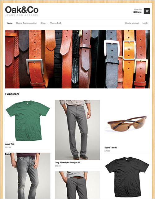 Free-E-commerce-template-for-Mens-Wear