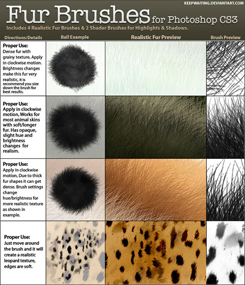 Free_FUR_PHOTOSHOP_BRUSHES