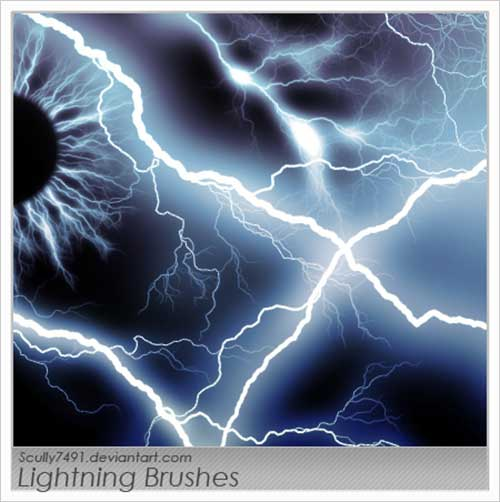Free_Photoshop_Lightning_Brushes