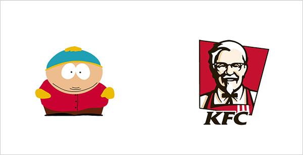 Kfc Guy Funny: What If Cartoons Become Brand Ambassadors