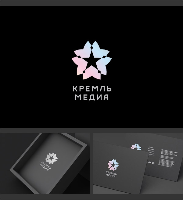 40 Really Beautiful Examples of Logo & Business Card Designs