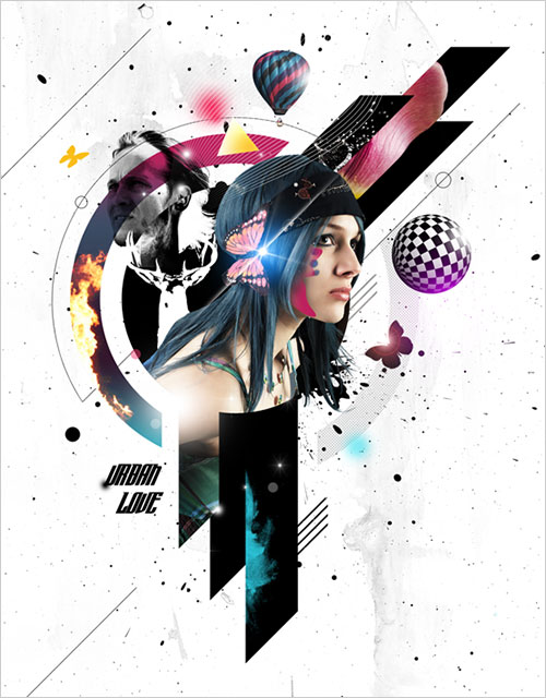 Mixed-Media-Poster-Photoshop-cs6-tutorial