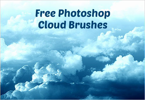 Photoshop_Cloud_Brushes-Free-Download