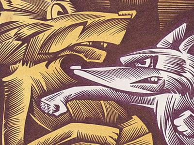 Reynard-Fox-Letterpress-Print-logo-design
