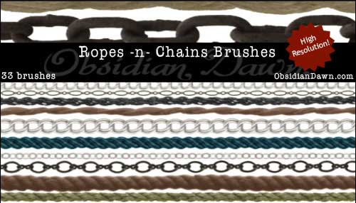 Ropes__n__Chains_Photoshop_Brushes