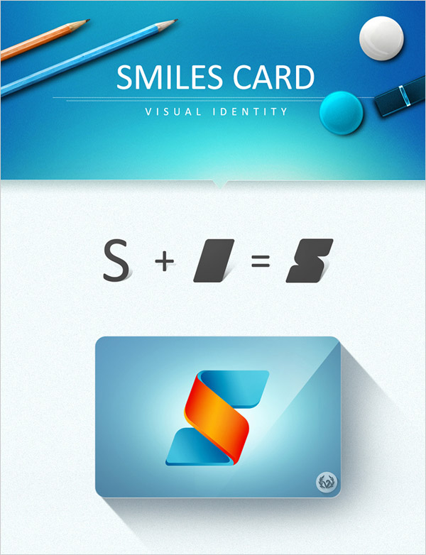 SMILES-CARD-IDENTITY-Design