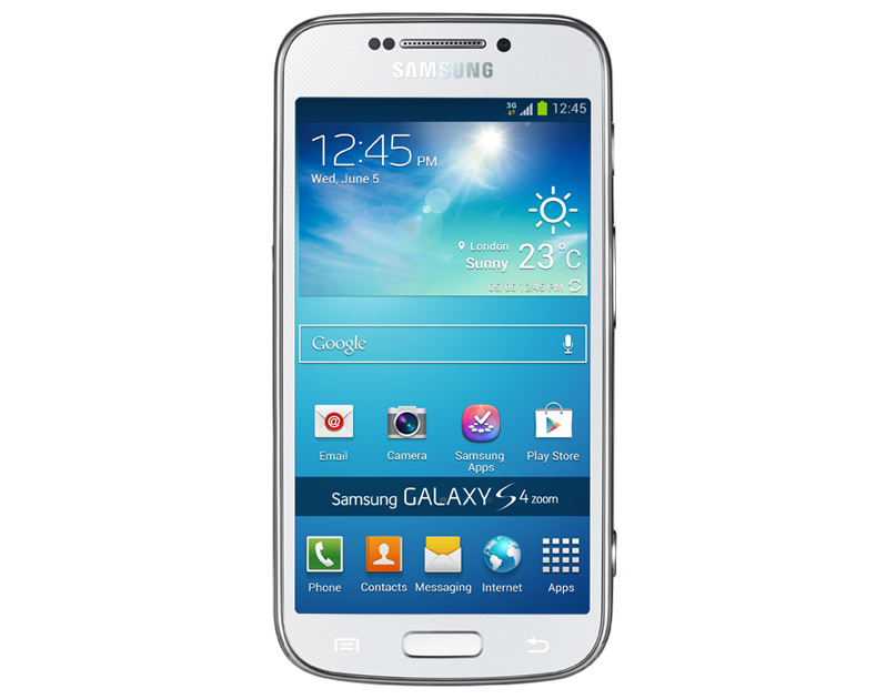 Samsung Galaxy S4 Zoom Images 3 Samsung Galaxy S4 Zoom | Half Mobile Half Camera | Price $ 730