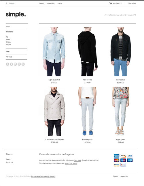 Simple-Free-e-commerce-template-for-mens-wear