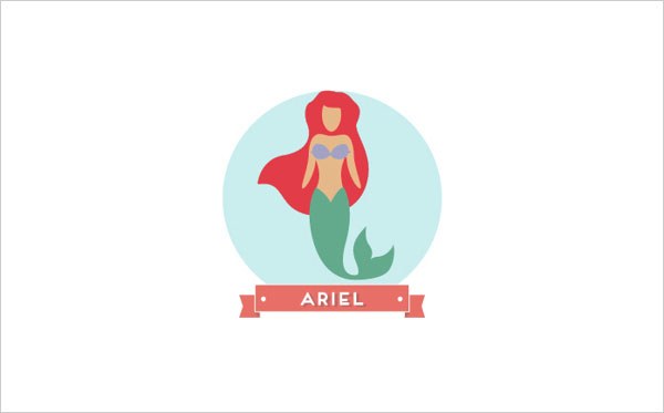 The-Little-Mermaid-Ariel-Movie-Icon