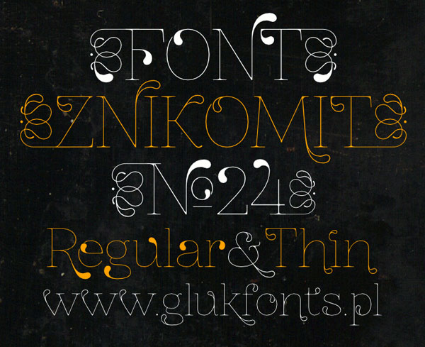 ZnikomitNo24-Decorative-Serif-thin-free-font-download