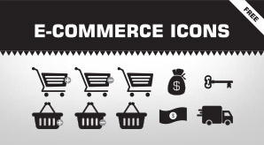 25-Free-E-Commerce-Icons-Set