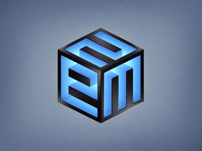 2EM-Cube-Logo-Design