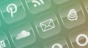 40-Free-Transparent-Social-Media-Icons-