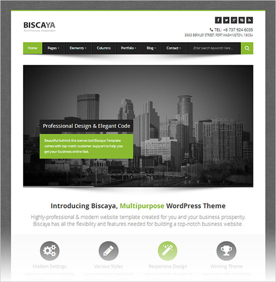 Biscaya-simple-premium-business-wordpress-theme