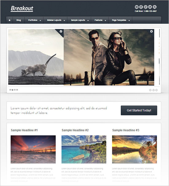 Breakout-simple-premium-business-wordpress-theme-2013