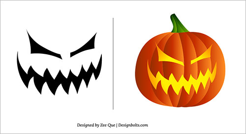 Free-Scary-Pumpkin-Carving Patterns-Ideas-Scary-Pumpkin-Carving-Stencils- (8)