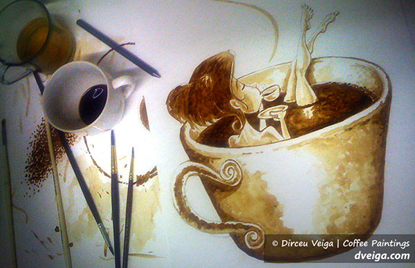 GIRL-painting-coffee-art