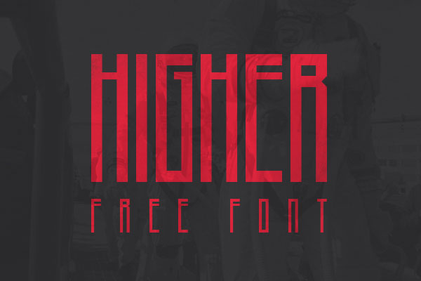 Higher-Free-Sans-Serif-Font-for-typography