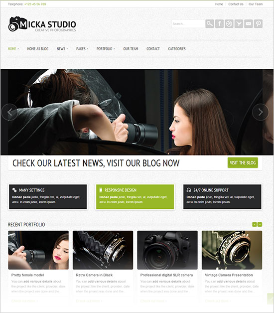 Micka-Studio-premium-business-wordpress-theme