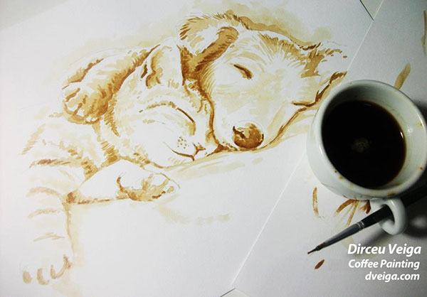 PETS-painting-coffee-art