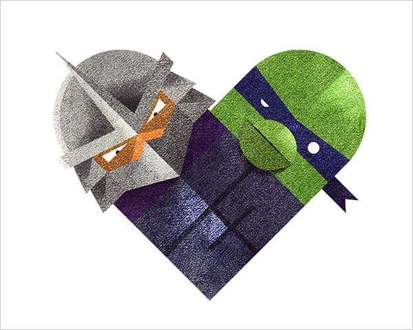 Shredder_&_Teenage-Mutant-Ninja-Turtle