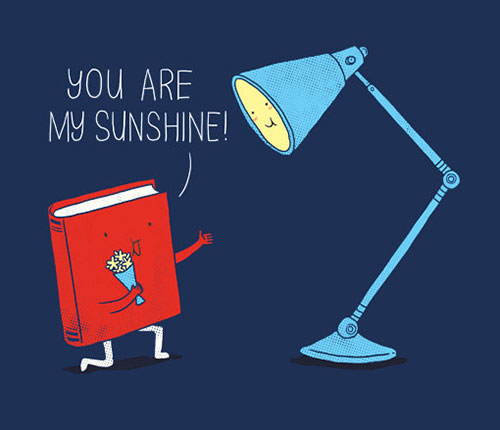 Sunshine-Inspiring-Poster-Design-ilovedoodle