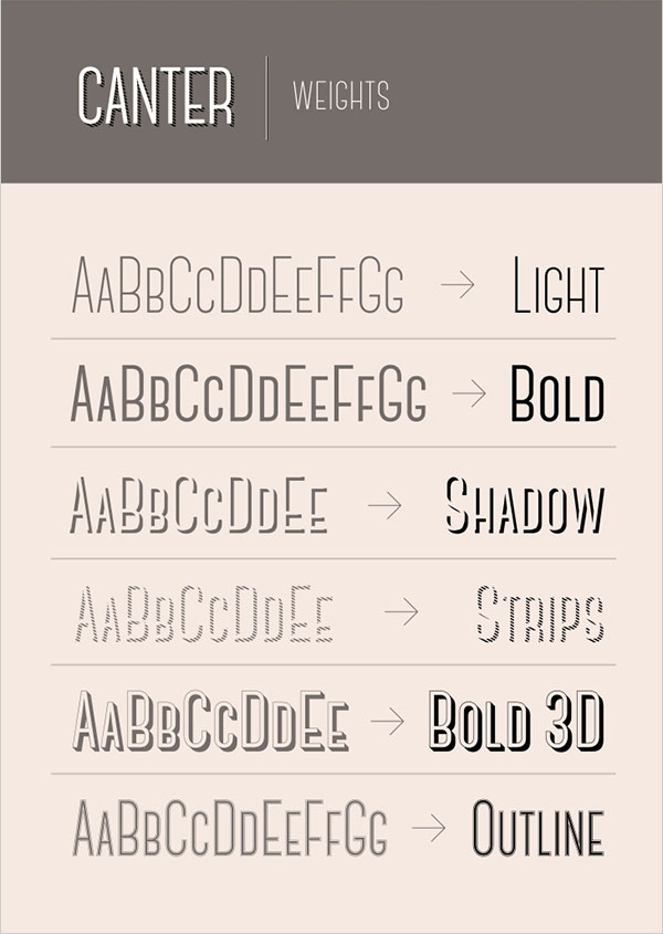 canter-Free-Sans-Serif-Fonts-Family-Pack-2