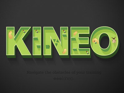 kineo-logo-design