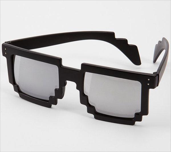 8bit-Pixel-Frame-Sunglasses