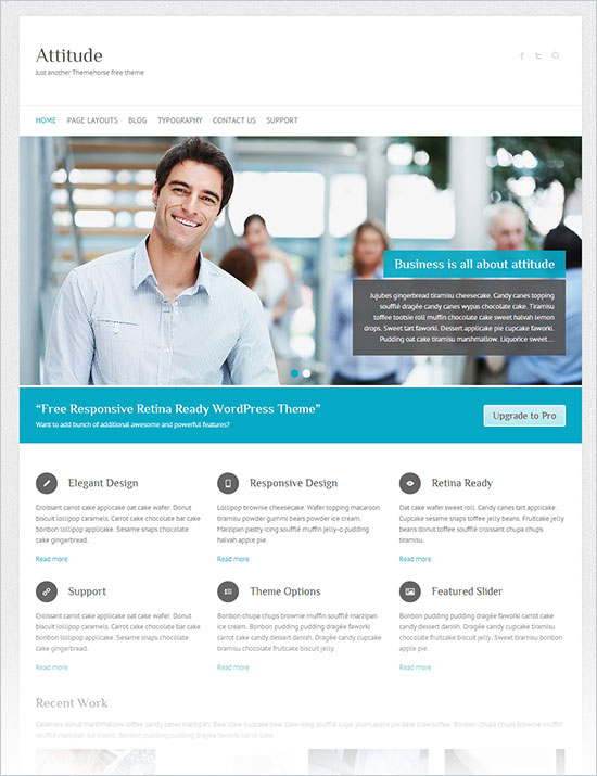 Attitude-Free-Wordpress-Theme-sep-2013