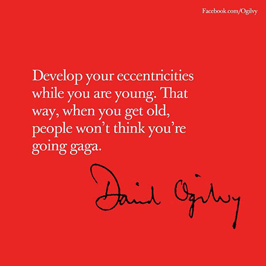 ogilvy on advertising David ogilvy is remembered as one of the most influential admen of all time his  bestselling book ogilvy on advertising gave no-nonsense, essential advice to.