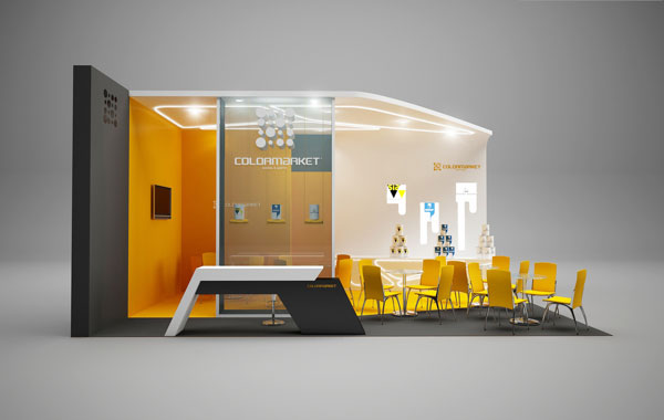 Expo Stands For What : Innovative d exhibition designs display stands