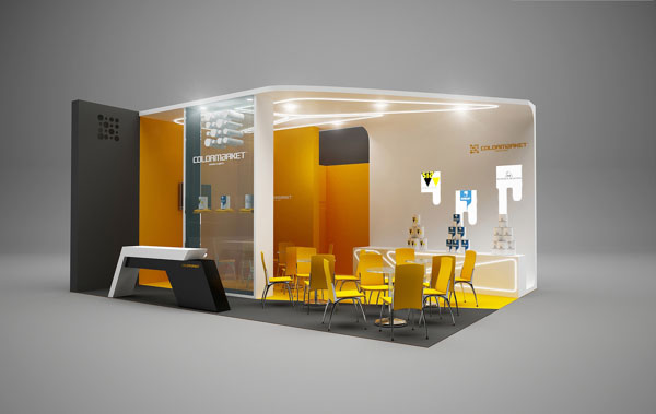 Exhibition Stand Design Articles : Innovative d exhibition designs display stands