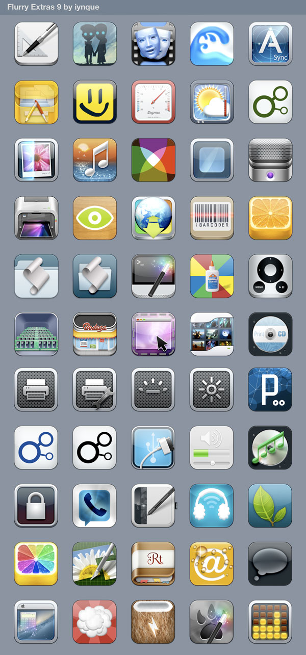 Flurry-Extras-9-iPhone-icons