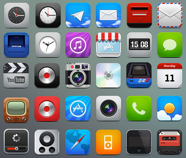 Free-iPhone-icons