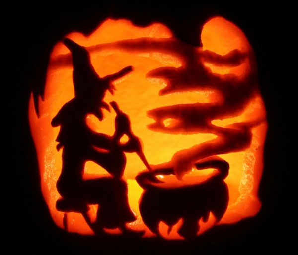 Halloween-Witch-Cauldron-Pumpkin-Carving-designs