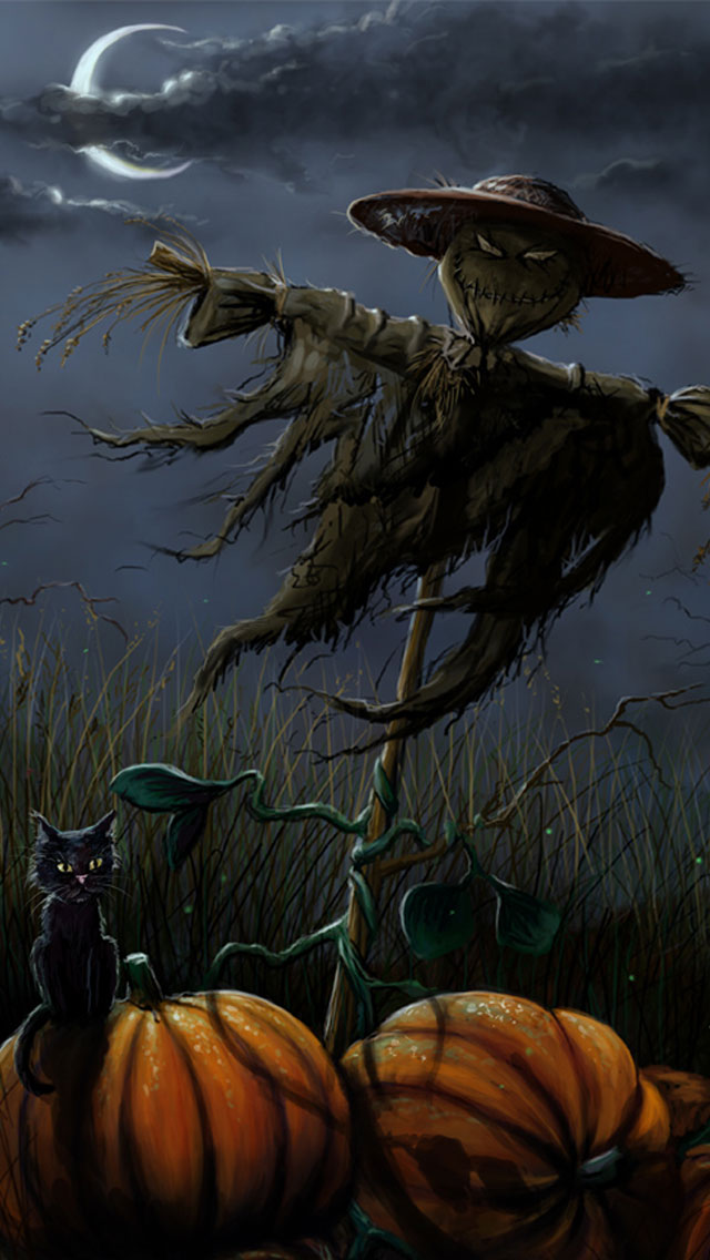 Halloween_Scary-iPhone-5_Wallpaper