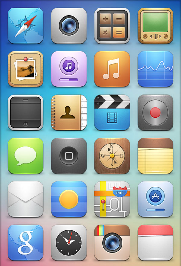 Newport-iOS-Icons-for-iPad-iPhone
