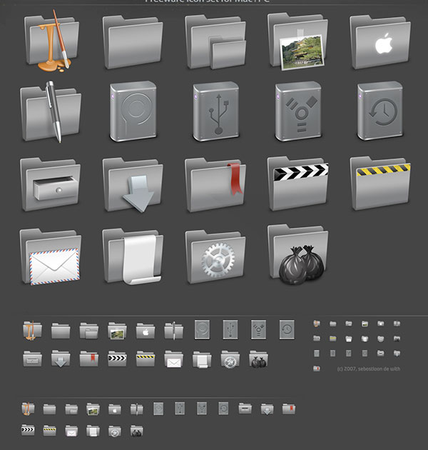 Orion-Mac-Folder-Icons