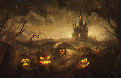 Scary-Halloween-Background