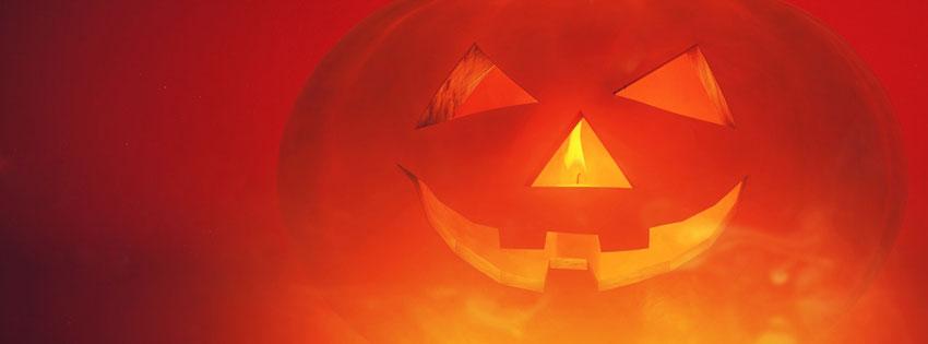 Scary-Halloween-Pumpkin-Facebook-cover-image
