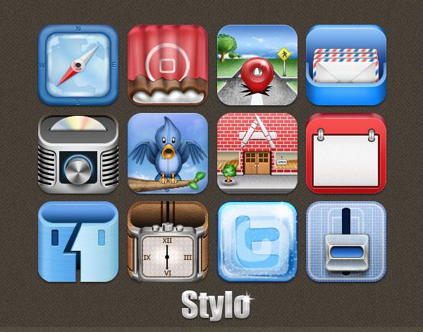 Stylo_Theme_Icons