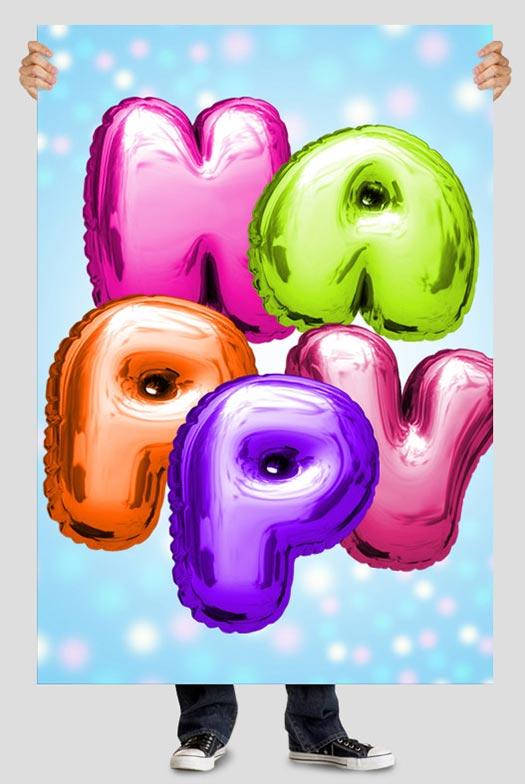 balloon-font