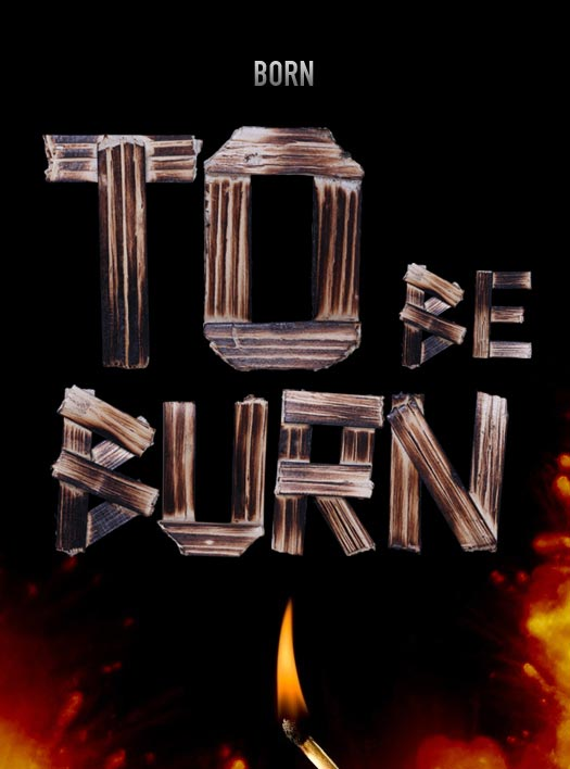burnedplanks-font