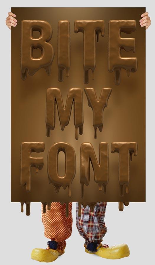 choco-font