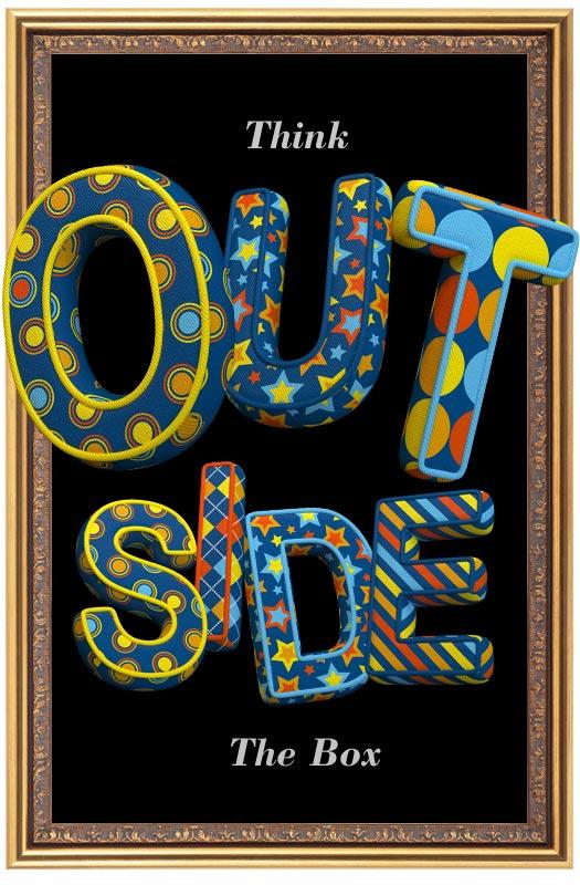 color-textile-font