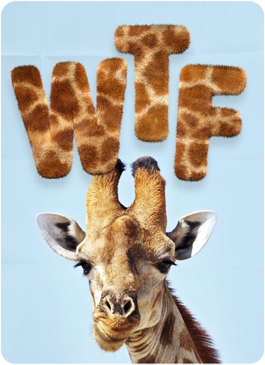 giraffe-font